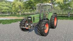 Fendt Favorit 615 LSA Turbomatiƙ E for Farming Simulator 2017