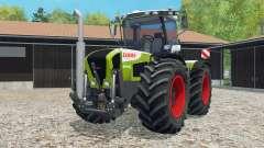 Claas Xerion 3800 Trac VȻ for Farming Simulator 2015