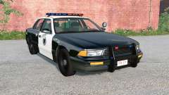 Gavril Grand Marshall Saudi Arabia Police v2.0 for BeamNG Drive