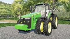 John Deere 8245R-8400R US for Farming Simulator 2017