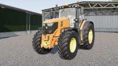 John Deere 6R-serieʂ for Farming Simulator 2017