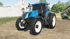 New Holland T6.125〡T6.155〡T6.17ⴝ for Farming Simulator 2017