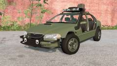 Ibishu Pessima Off-Road v1.2b for BeamNG Drive