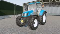 New Holland T6.140 and T6.160 for Farming Simulator 2017
