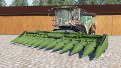 New Holland CR10.90 camo for Farming Simulator 2017