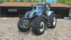 New Holland T8.3Ձ0 for Farming Simulator 2015