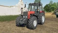 MTZ-892.2 Беларуƈ for Farming Simulator 2017