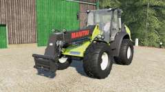 Manitou MLA-T 533-145 Vplus for Farming Simulator 2017