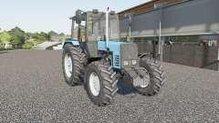MTZ-892.2 Беларуꞔ for Farming Simulator 2017