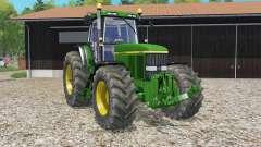 John Deere 7৪10 for Farming Simulator 2015