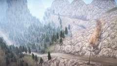 Death valley for MudRunner