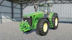 John Deere 80ვ0 for Farming Simulator 2017