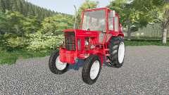 80 and MTZ 82 Belarus v1.1 for Farming Simulator 2017