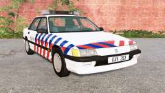 Ibishu Pessima 1988 Dutch Police for BeamNG Drive