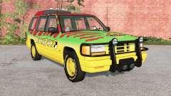 Gavril Roamer Tour Car Beamic Park v3.1 for BeamNG Drive