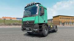 Mercedes-Benz Arocs 2048 AS 2013 for Euro Truck Simulator 2