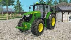 John Deere 6170Ꙧ for Farming Simulator 2015