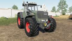 Fendt 916-930 Vario TMꞨ for Farming Simulator 2017