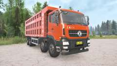 Dongfeng Tianlong KC DFH3310A for MudRunner