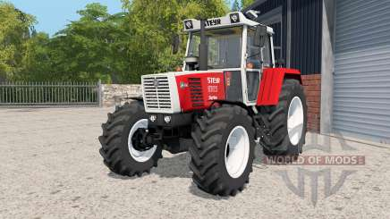 Steyr 8165A Turbo for Farming Simulator 2017