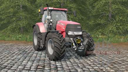 Case IH Puma 185〡200〡230 CVX for Farming Simulator 2017