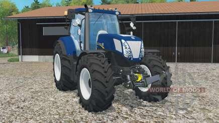 New Holland T7.270 Blue Poweᶉ for Farming Simulator 2015