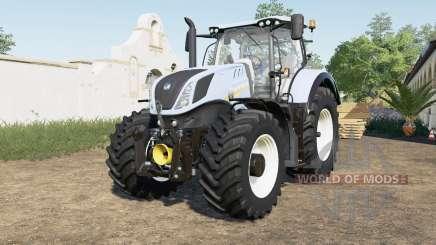 New Holland T7-serieᵴ for Farming Simulator 2017
