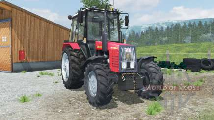 MTZ-820.4 Беларуƈ for Farming Simulator 2013