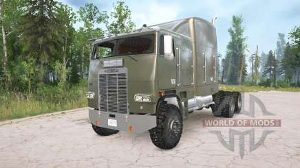 Freightliner FLȺ for MudRunner