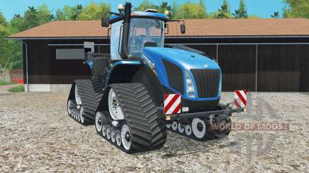 New Holland T9.670 SmartTraꭗ for Farming Simulator 2015