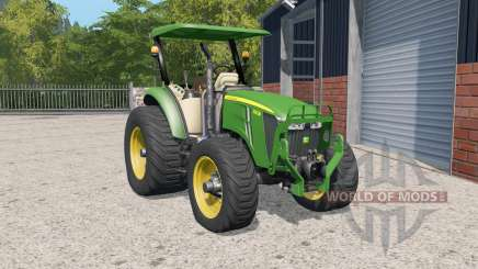 John Deere 5085M-5150M for Farming Simulator 2017