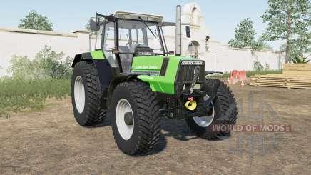 Deutz-Fahr AgroStaᶉ 6.61 for Farming Simulator 2017