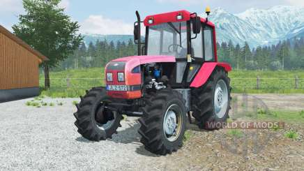 MTZ-1025.3 Беларꭚс for Farming Simulator 2013