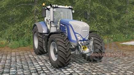 Fendt 930〡936〡939 Vario Blue Edition for Farming Simulator 2017