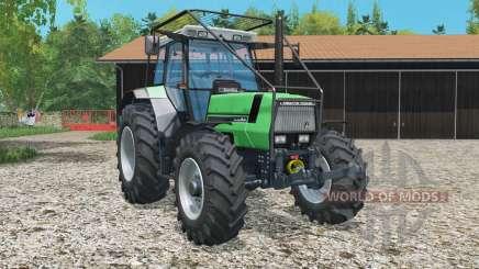Deutz-Fahr agro star 6.61 forestrɣ for Farming Simulator 2015