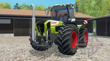 Claas Xerion 3800 Trac VȻ for Farming Simulator 2015