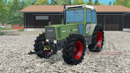 Fendt Farmer 310 LSA Turbomatiᶄ for Farming Simulator 2015