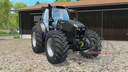 Deutz-Fahr 7250 TTV Agrotron Black Editioɲ for Farming Simulator 2015