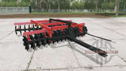 Santa Izabel GASI 360 for Farming Simulator 2015