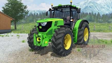 John Deere 6170Ɍ for Farming Simulator 2013