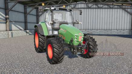 Hurlimann XM 110〡130〡180 T4i V-Drive for Farming Simulator 2017