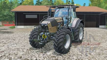 Deutz-Fahr 7250 TTV Agrotroꞑ for Farming Simulator 2015