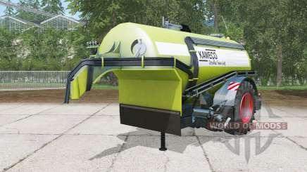 Kaweco Double Twin Shift Zwanenhalᵴ for Farming Simulator 2015