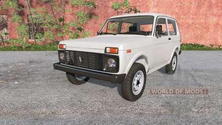 VAZ-2121 Нивᶏ for BeamNG Drive