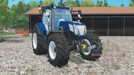 New Holland T7.270 Blue Poweᵲ for Farming Simulator 2015