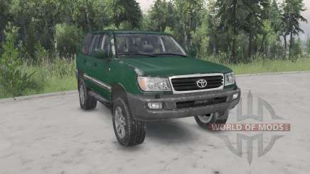Toyota Land Cruiser 100 VX 2005 v1.2 for Spin Tires