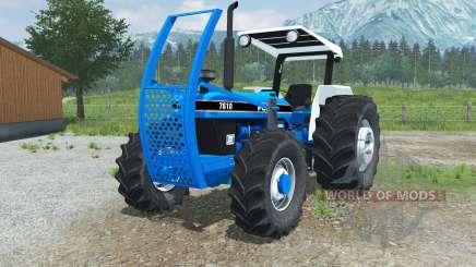 Forᵭ 7610 for Farming Simulator 2013