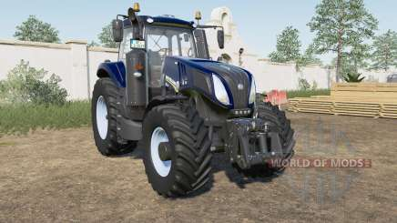 New Holland T8.320〡T8.380〡T৪.435 for Farming Simulator 2017