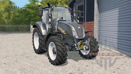 New Holland T5.100 & T5.120 for Farming Simulator 2017