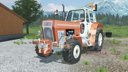 Progress ZT 303-Ɗ for Farming Simulator 2013